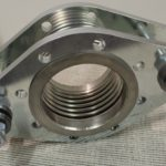 Stainless Steel Pump Bellow swivel flanges