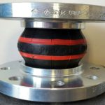 Moulded Rubber Bellow expansion joints