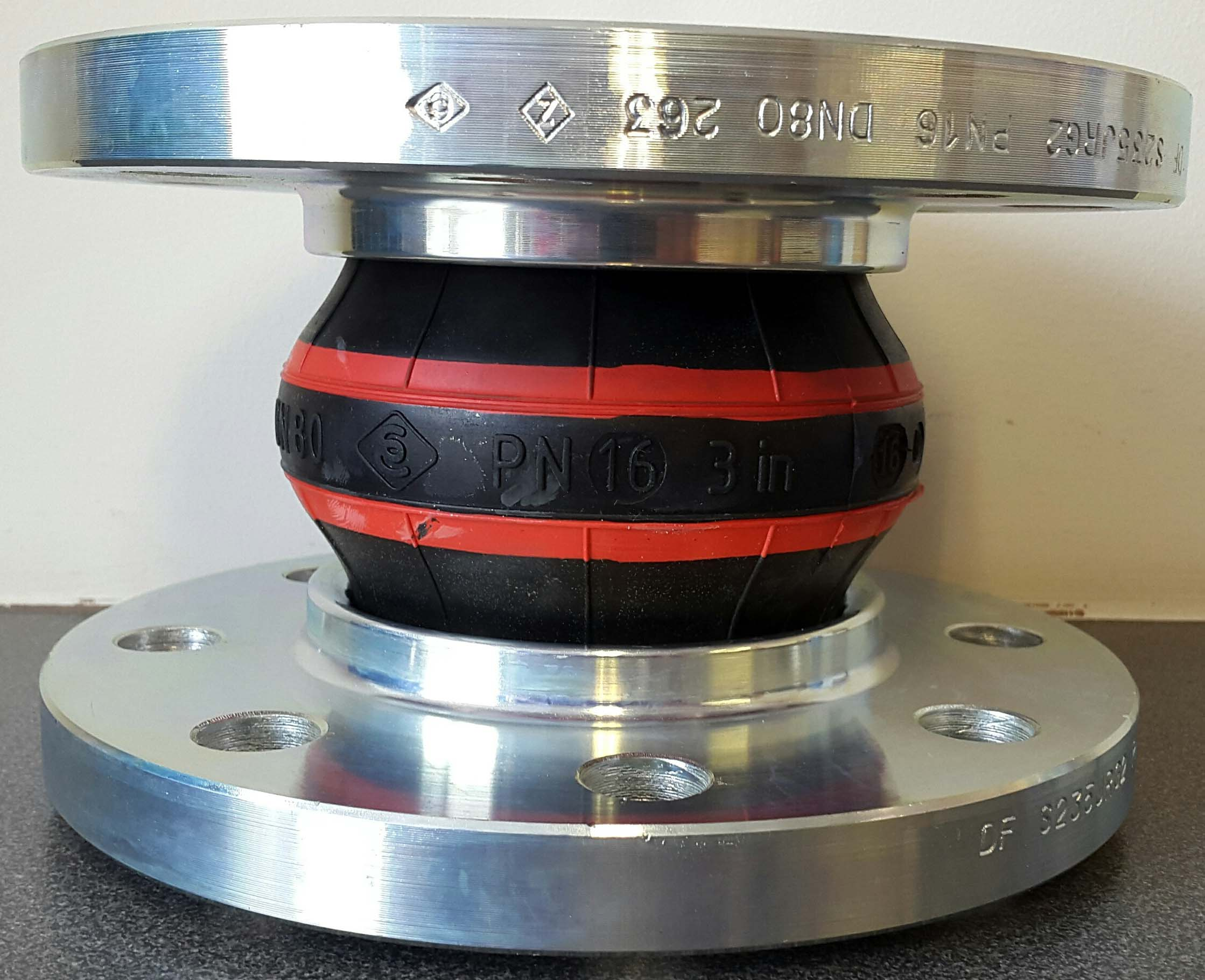 Stainless Steel Expansion Joints, Slurry Expansion Joints & Rubber