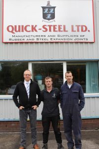 Quick Steel New Employees