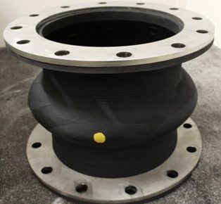Handbuilt Rubber Bellows Designed and Manufactured For You