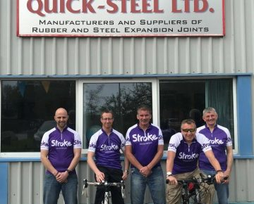 2018 Quick Steel charity bike ride