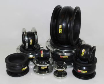 QSL Moulded Rubber Bellows